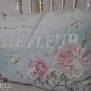 Kuddfodral - Belle Fleur