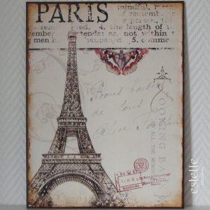 Skylt - Paris