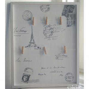 Memotavla – Paris